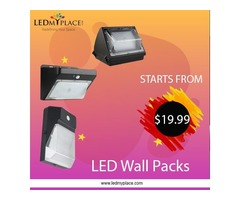 Best Led Wall pack Lights on Lowest price