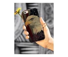 Modern & Elegant American Eagle Patriotic Phone Case - wethepeopleholster