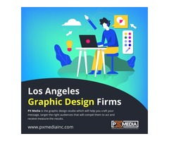 Los Angeles Graphic Design Firms