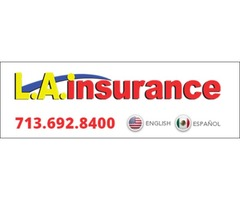 Protect your vehicle with La Insurance