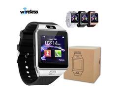 DZ09 Smart Watch with Camera Touch Screen Support SIM TF Card Bluetooth for Men Women Kids Smartwatc