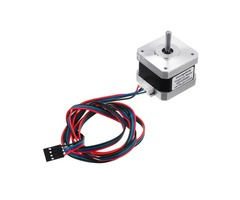 42SHD0001 4-lead Nema 17 3.4V Hybrid Stepper Motor For 3D Printer CNC Part
