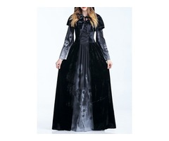 Halloween Women Costume Vampire Cosplay Party Dress