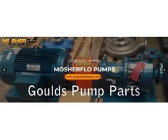 What are use of Goulds Pump Parts?