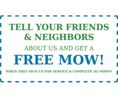Want To Get FREE Lawn Care Service? Get Here Special Offer By GoMow