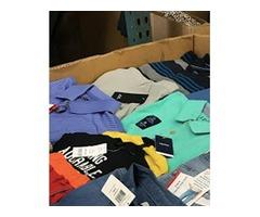 Wholesale Clothing for Men, Kids & Women 300 pc. | Pacas Y Paletas