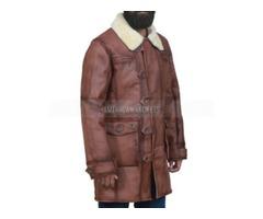 Shearling Bane Coat
