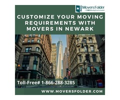 Customize your Moving Requirements with Movers in Newark