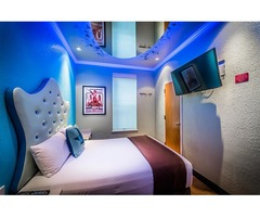 Hotels Romantic Affordable Jacuzzi NYC