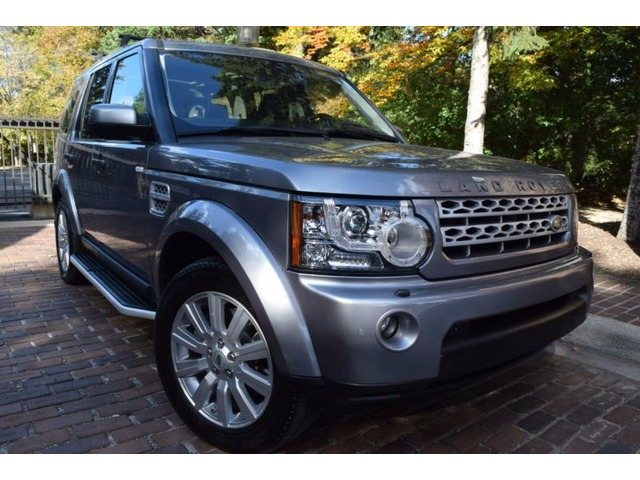 2012 land rover lr4 awd hse edition cars jacksons gap alabama announcement 23193. Black Bedroom Furniture Sets. Home Design Ideas