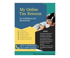 My Online Tax Return