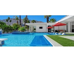 Make Advance Bookings in Affordable Luxury Villa Vacation Rentals in Palm Springs
