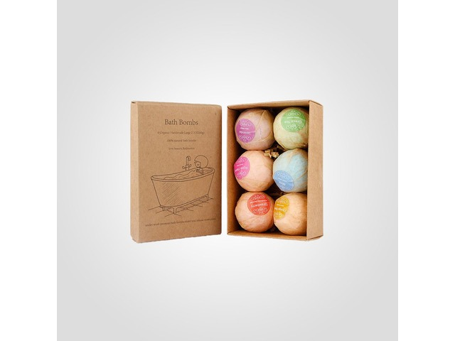 Get Quality Designed Custom Bath Bomb Boxes In Wholesale    free-classifieds-usa.com