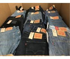 Levis Men Wholesale Pants 100 pc.at Pacas Y Paletas