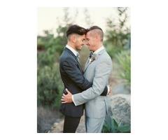 Gay Wedding Photography