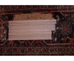 Rug Food Stain Removal