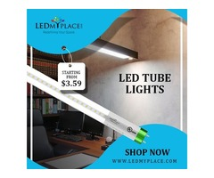 Light up Your Surrounding By LED Tube Lights On Sale