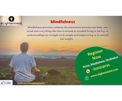 Mindfulness Meditation | Yoga Classes near me