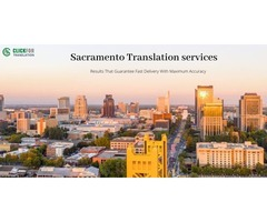 Translation Services Sacramento CA
