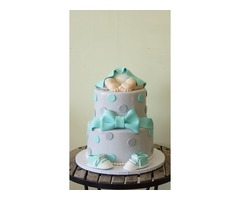 Baby Shower Cakes for Boys and Girls by Specialists
