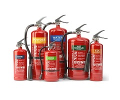 Fire Extinguishers Services for the building