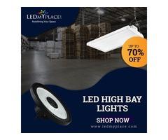 Grab The Deal & Buy Led High Bay Lights
