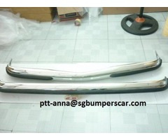 Mercedes Benz W123 Sedan Stainless Steel Bumper for Sale