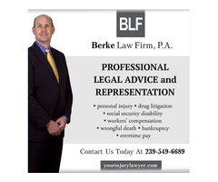 Personal Injury Lawyer Lee County