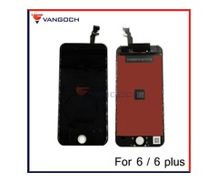 Grade A+++ LCD Display Touch Screen Digitizer Assembly With Frame Repair Replacement For iPhone 6 iP
