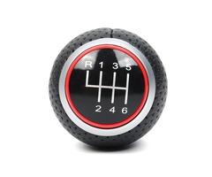 6 Speed Manual Car Gear Shift Knob For Audi A4 S4 B8 8K A5 8T Q5 8R S Line 07-15
