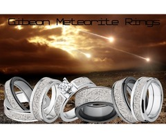 Why To Choose Meteorite Ring as an Engagement Ring
