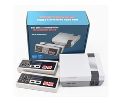 New Arrival Mini TV can store 620 500 Game Console Video Handheld for NES games consoles with retail