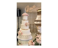 Wedding Cake Designs - Exceptional and One-of-a-Kind