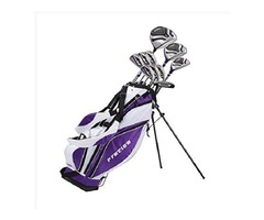 Precise Premium Ladies Womens Complete Golf Clubs Set Includes Driver