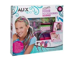ALEX Spa Ultimate Hair Accessories Salon