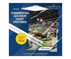 Buy Now Commercial Led Shop Light Fixtures On Sale