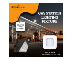 Buy Now Commercial Led Gas Station Light Fixtures On Sale
