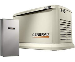 whole home Generac 22KW generator. Don't get caught this fire season with no power.