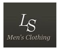 LS Men's Clothing and Custom Suits