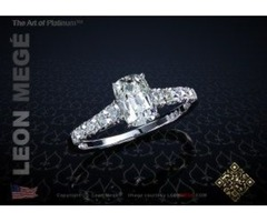 Choose a Gorgeous Solitaire Ring with Antique cushion diamond