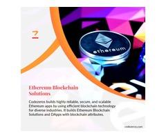Ethereum Crypto Solutions | Ethereum Blockchain Solutions