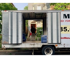 Movers Rockville MD
