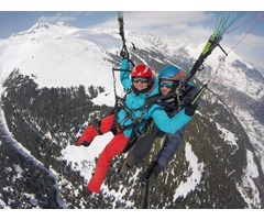 Outdoor Interlaken Paragliding