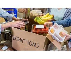 Dos and don'ts of food donations at the food bank