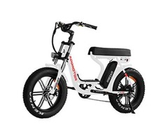 Addmotor MOTAN M-66 R7 Electric Mini Moped 750W Step-thru E-Bike