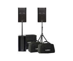Looking for HD Audio and Video Equipment for Rent?