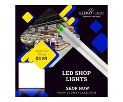 Buy Led Shop Lights On Sale