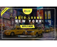 Get Approved Auto Loans In New York At Lower Interest Rates