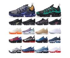 TN Plus In Metallic Olive Women Men Mens Running Designer Luxury Shoes Sneakers Brand Trainers