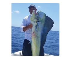 Key Largo reef fishing charter